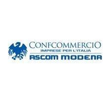 logo Confcommercio Modena